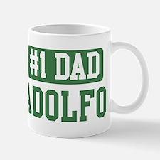 Number 1 Dad - Adolfo Mug