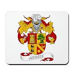 Arrese Coat of Arms Mousepad