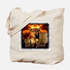 Lion of Judah 4 Tote Bag
