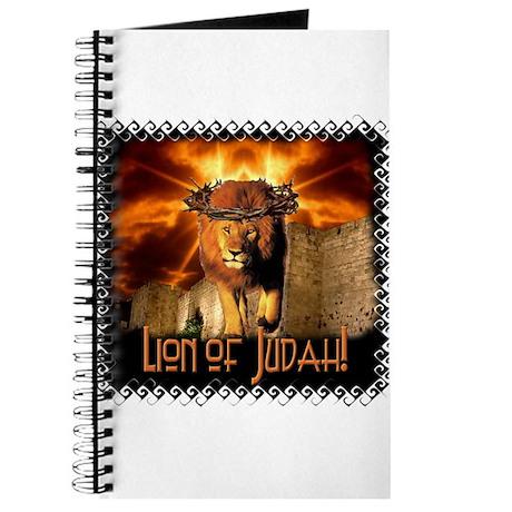 Lion of Judah 4 Journal