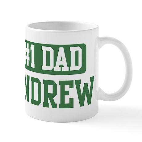 Number 1 Dad - Andrew Mug