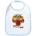 Arriola Coat of Arms Bib