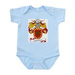 Arriola Coat of Arms Infant Creeper