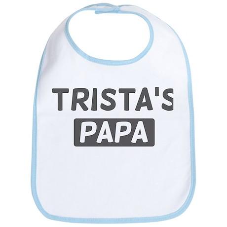 Tristas Papa Bib