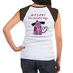 Have A Heart 2 Women's Cap Sleeve T-Shirt