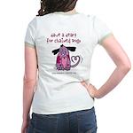 Have A Heart 2 Jr. Ringer T-Shirt