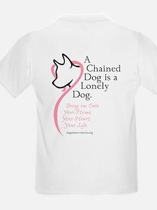 2006 Chained Dog Valentine Ca T-Shirt