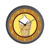 Ice cream Wall Clocks
