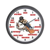 Dentist Wall Clocks