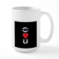 I Heart You Mug (15 oz)