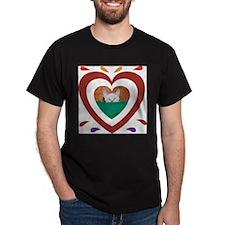 Sweet Heart Tweaker Black T-Shirt
