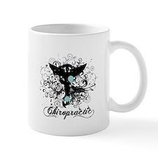 Grunge Chiropractic Small Mug