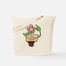 Unique Photosynthesis Tote Bag