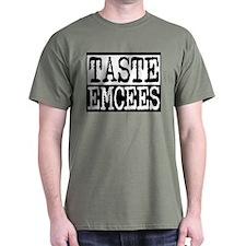 Taste Emcees T-Shirt (9 colors to choose)
