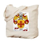 Aza Coat of Arms Tote Bag