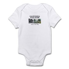 ABH California Gold Rush Infant Bodysuit