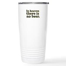 No Beer Travel Mug