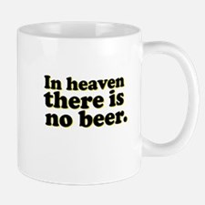 No Beer Mug