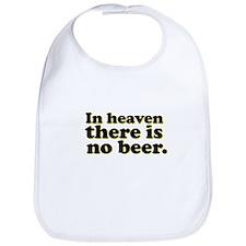 No Beer Bib