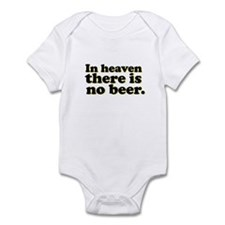 No Beer Infant Bodysuit
