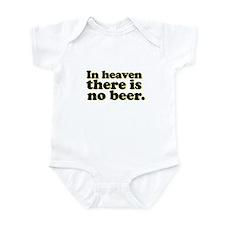 No Beer Infant Bodysuit