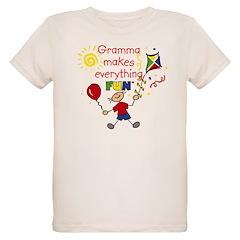 Gramma Fun Girl T-Shirt