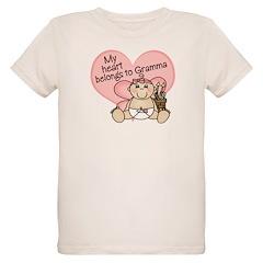 My Heart Belongs to Gramma GI T-Shirt