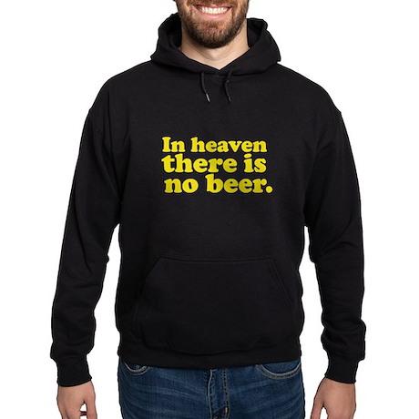 No Beer Hoodie (dark)