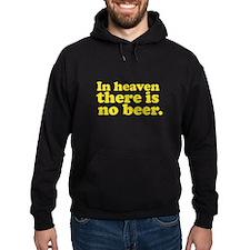 No Beer Hoody