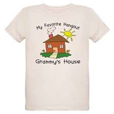 Favorite Hangout Grammy's Hou T-Shirt