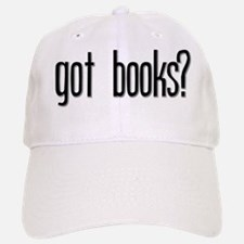 Got Books? Baseball Baseball Cap