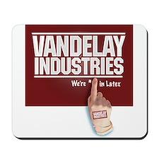 VANDELAY INDUSTRIES #1 in LATEX - Mousepad