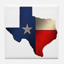 State of Texas Tile Coaster