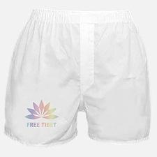 Free Tibet Boxer Shorts