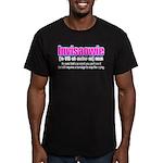 Invisaowie Men's Fitted T-Shirt (dark)