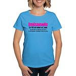 Invisaowie Women's Dark T-Shirt