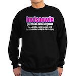 Invisaowie Sweatshirt (dark)