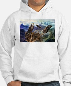 Funny Bald nature Hoodie