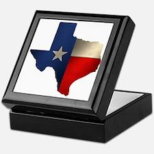 State of Texas Keepsake Box