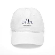 60 Something Baseball Cap