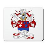 Balaguer Coat of Arms Mousepad