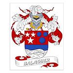 Balaguer Coat of Arms Small Poster