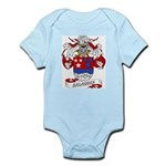 Balaguer Coat of Arms Infant Creeper