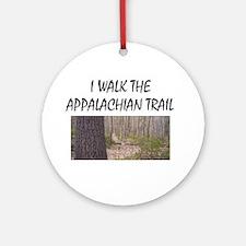 Appalachian Trail Americabesthistor Round Ornament