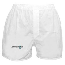 Appalachian Trail Americasbesthistory Boxer Shorts