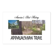 Appalachian Trail America Postcards (Package of 8)
