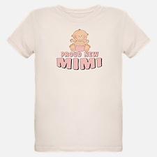 New Mimi Baby Girl T-Shirt