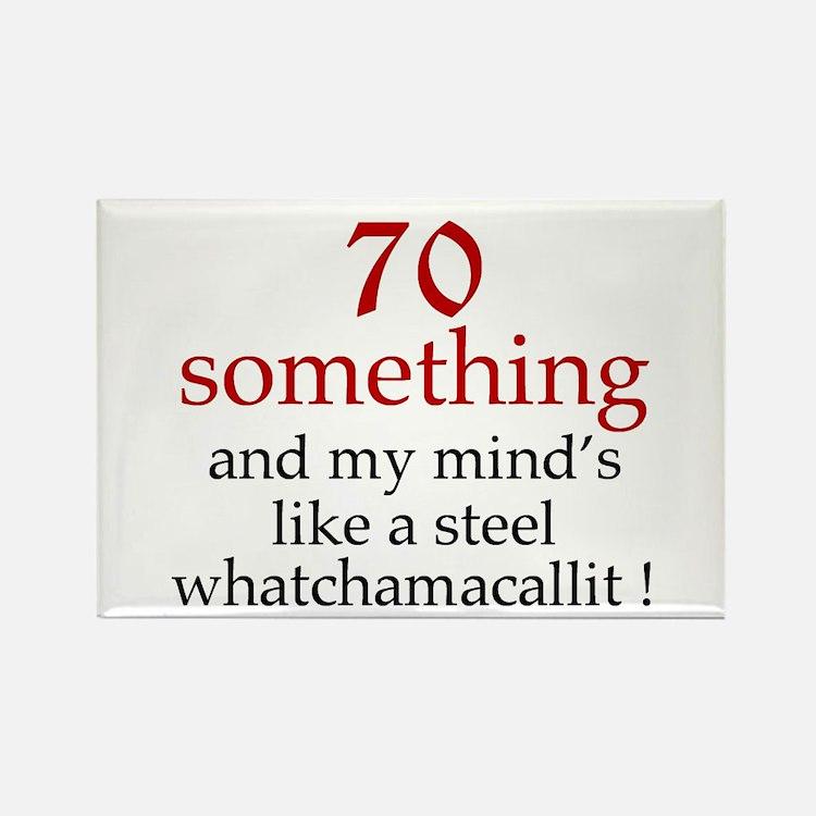 70...Whatchamacallit Rectangle Magnet