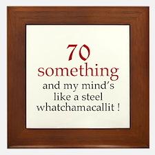 70...Whatchamacallit Framed Tile