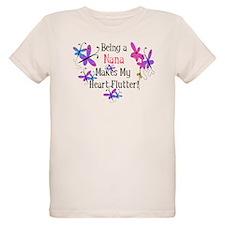 Nana Heart Flutter T-Shirt